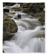 110414p104 Fleece Blanket