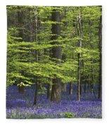 110506p248 Fleece Blanket