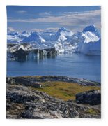 110714p241 Fleece Blanket