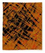 1126 Abstract Thought Fleece Blanket