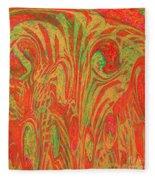 1133 Abstract Thought Fleece Blanket