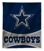 Dallas Cowboys Uniform Fleece Blanket