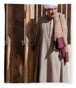 Edfu Fleece Blanket