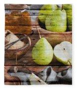 Fruit Fleece Blanket
