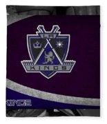 Los Angeles Kings Fleece Blanket