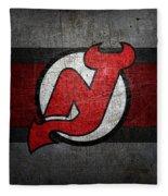 New Jersey Devils Fleece Blanket