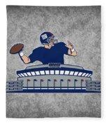 New York Giants Fleece Blanket