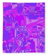 1250 Abstract Thought Fleece Blanket