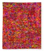 1251 Abstract Thought Fleece Blanket