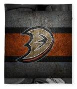 Anaheim Ducks Fleece Blanket