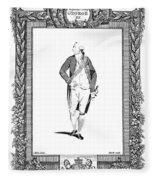 George IIi (1738-1820) Fleece Blanket
