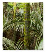Jungle Fleece Blanket