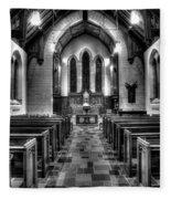 Westminster Presbyterian Church Fleece Blanket