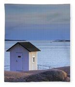 130201p257 Fleece Blanket
