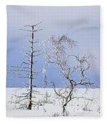 130201p331 Fleece Blanket