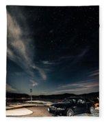 Bmw M3 E46 Fleece Blanket