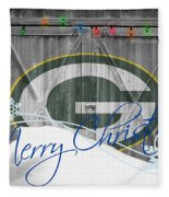 Green Bay Packers Fleece Blanket