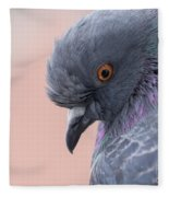 Rock Dove Fleece Blanket
