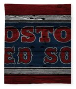Boston Red Sox Fleece Blanket