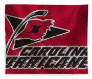 Carolina Hurricanes Fleece Blanket