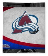Colorado Avalanche Fleece Blanket
