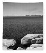 Lake Tahoe Fleece Blanket