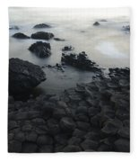 The Giants Causeway Fleece Blanket