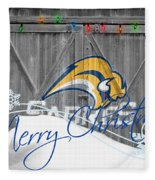 Buffalo Sabres Fleece Blanket