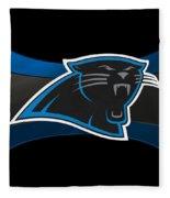 Carolina Panthers Fleece Blanket