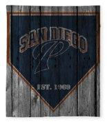San Diego Padres Fleece Blanket