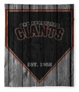 San Francisco Giants Fleece Blanket