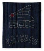 Chicago White Sox Fleece Blanket