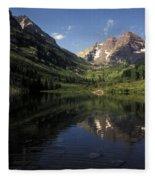 Colorado Rockies Fleece Blanket