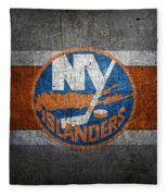New York Islanders Fleece Blanket