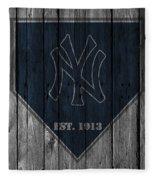 New York Yankees Fleece Blanket