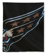 Washington Capitals Fleece Blanket