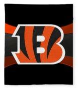 Cincinnati Bengals Fleece Blanket