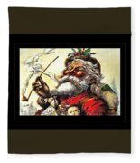 1881 Santa Fleece Blanket