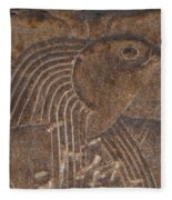 Edfu Fleece Blanket