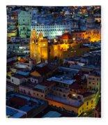 Guanajuato, Mexico Fleece Blanket