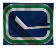 Vancouver Canucks Fleece Blanket