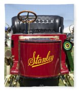 1905 Stanley Model E Fleece Blanket