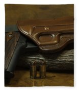 1911 Concealed Carry Fleece Blanket