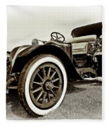 1914 Renault Type Ef Victoria Fleece Blanket