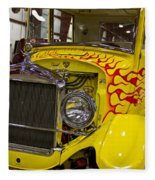 1927 Ford-front View Fleece Blanket