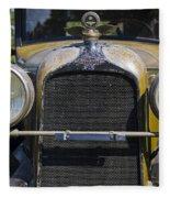 1929 Duesenberg Model J Convertible - Barn Fresh Fleece Blanket