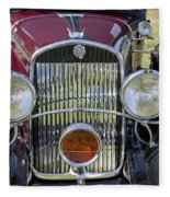 1930 Chrysler Model 77 Fleece Blanket