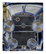 1930 Lasalle 340 Fleece Blanket