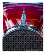1930 Packard Model 734 Speedster Runabout Fleece Blanket