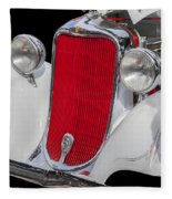 1933 Dodge Sedan Fleece Blanket
